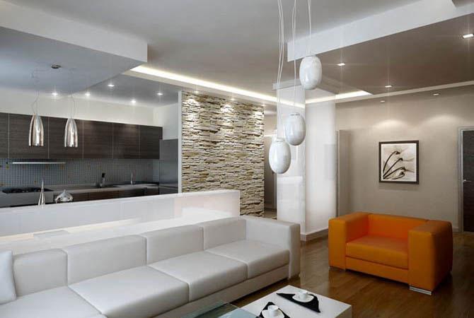 найти дизайн квартир более
