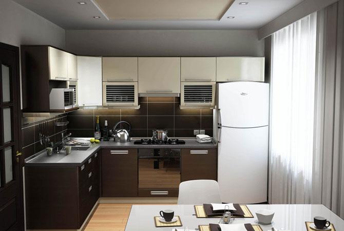 проекты дизайна маленьких квартир