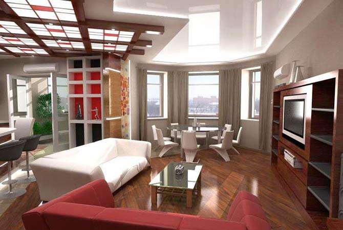 дизайн двухкомнотной квартиры стоимость
