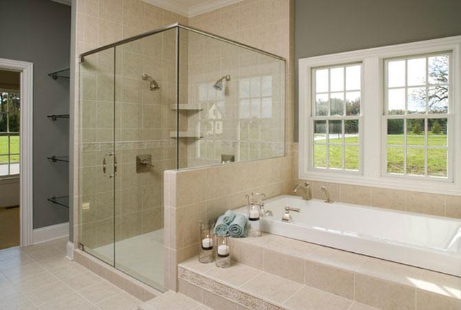 дизайн ванной комнаты в картинках