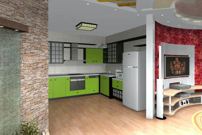 дизайн квартиры зал с фото
