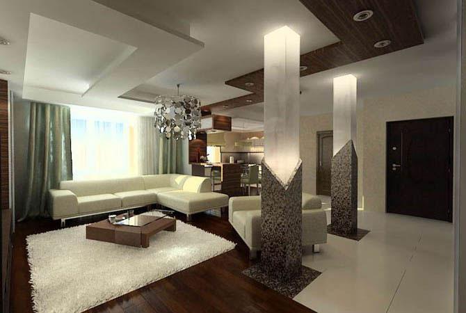 технология ремонта квартиры в новом доме