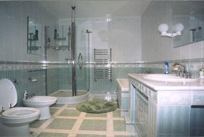 ремонт ванной комнаты и туалета по ключ