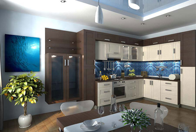 самые крутые дизайны квартир