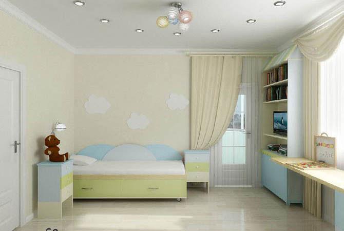 аврианты дизайна гостиной комнаты