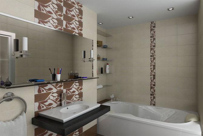 ремонт ванная комната дизайн