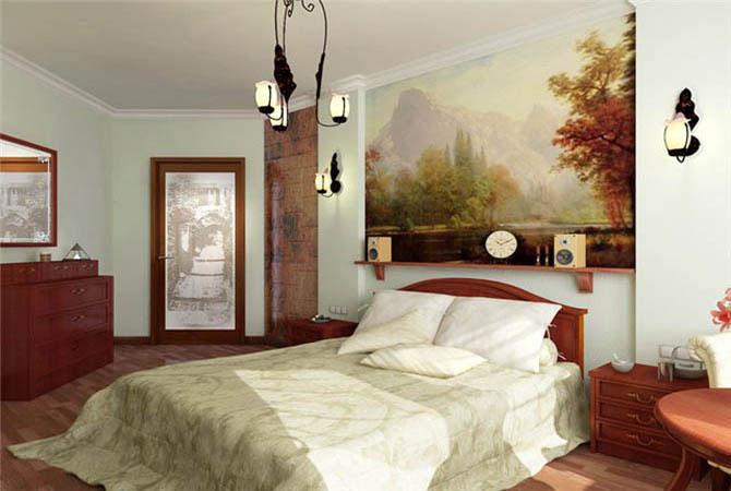 дизайн квартир и потолков стандартной кухни