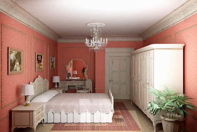 дизайн проект 4-х комнатной квартиры 116 м