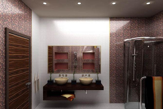 дизайн проект квартиры 60м2