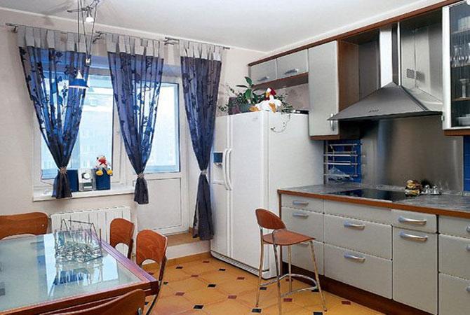 дизайн трехкомнатной квартиры старая москва планировка