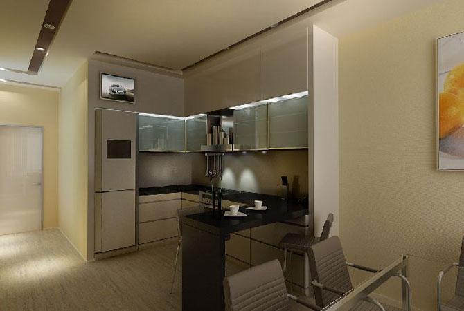 хохлома в интерьере квартир