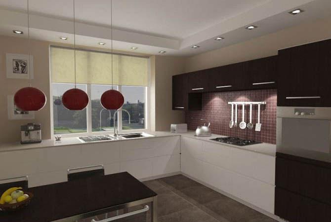 дизайнерские идеи интерьера квартир