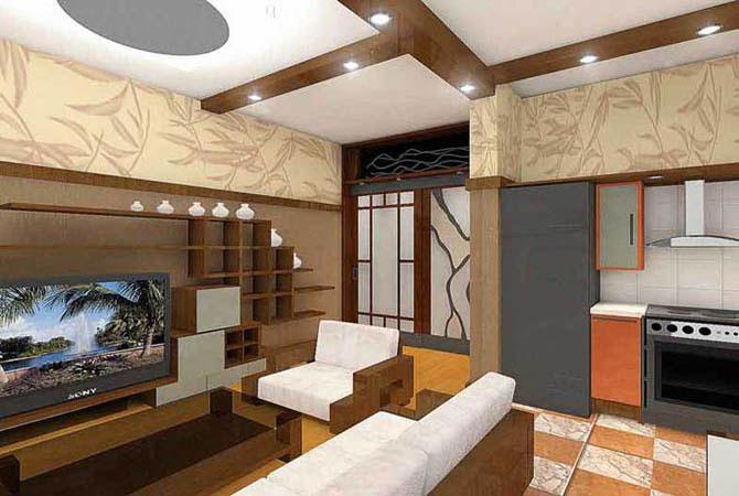 дизайн квартиры в украине-хрущёвки