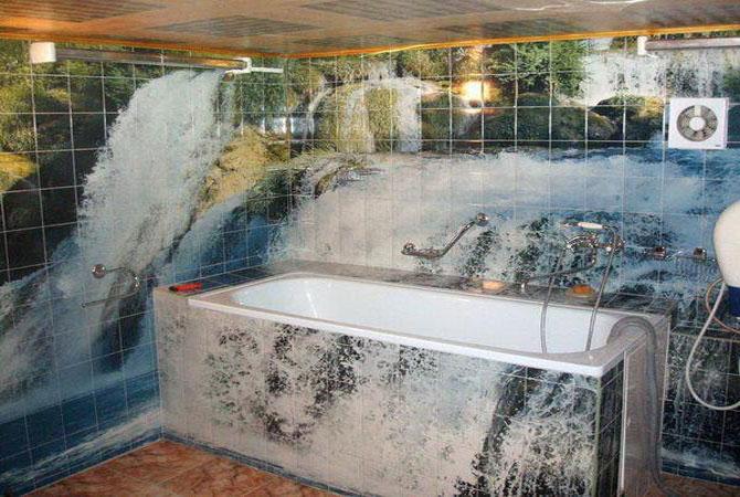 расценки на ремонт ванной комнаты