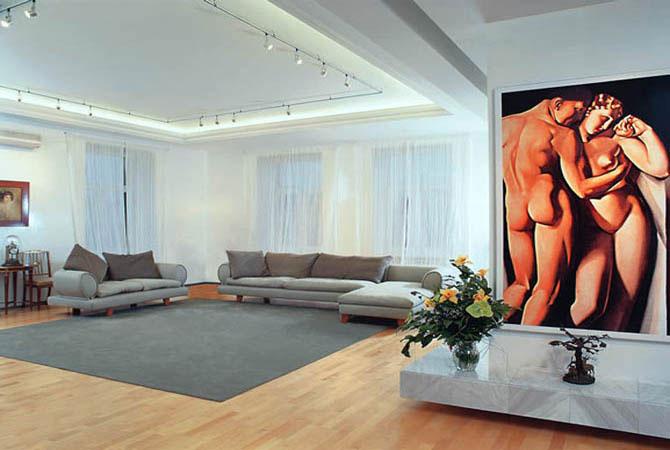 дизайн двухкомнатной лениградки квартиры