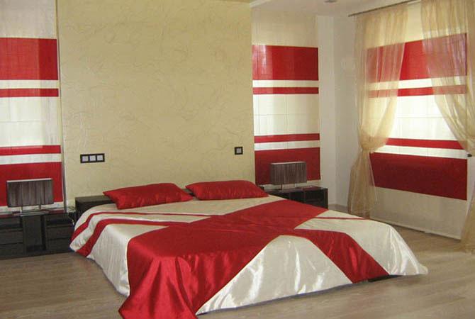 дизайн спальни ремонт квартиры
