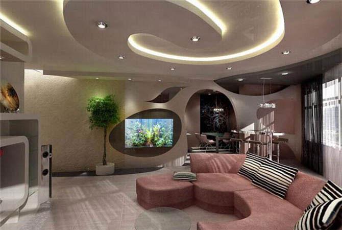 дизайн молодежной комнаты стенки