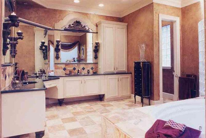 маленькая ванная комната что делать дизайн