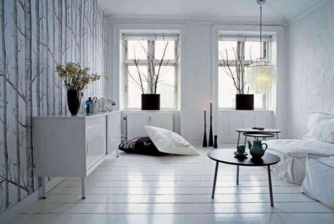 интересный дизайн комнат фото