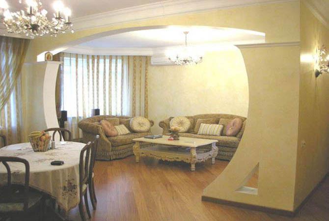дизайн интерьера для небольшого дома