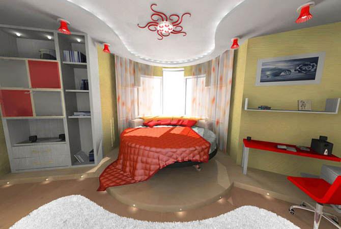 интерьер ванной комнаты в фото