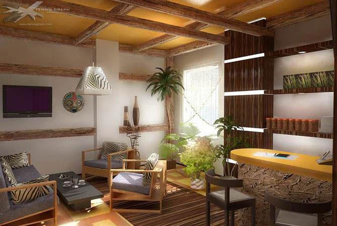 ремонт и дизайн в нбольшой квартире
