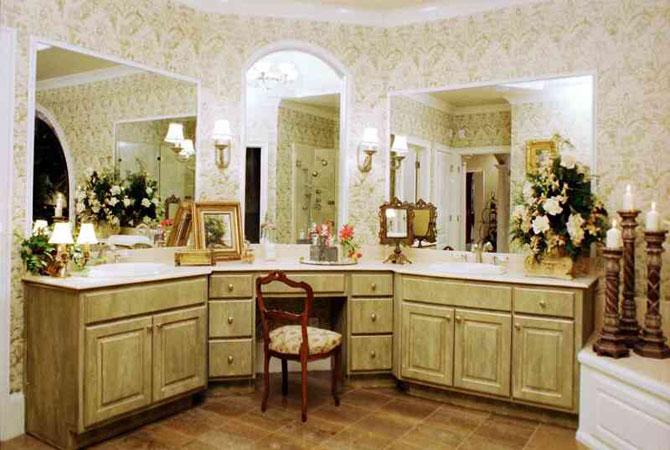 дизайн ванных комнат плитка настенная