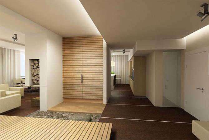 малогабаритная квартира интерьер планировка мебель