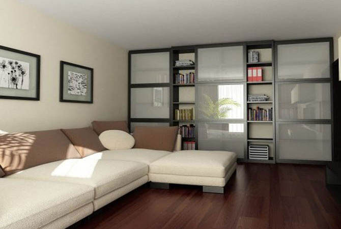 дизайн маленькой совмесной ваной комнаты