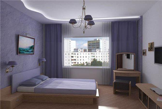 дизайн-проекты 2-х комнатной квартиры 49 5 квм