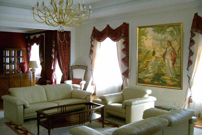 отделка квартир в египетском стиле