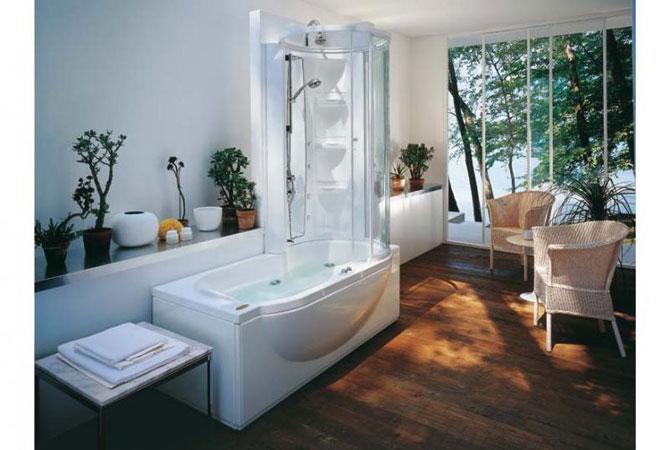внутреняя отделка ванной комнаты фото