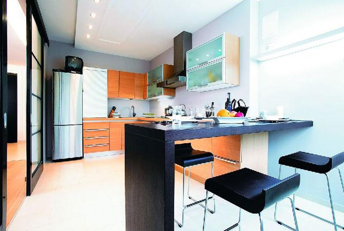 ремонт квартир как научится клеить кафиль