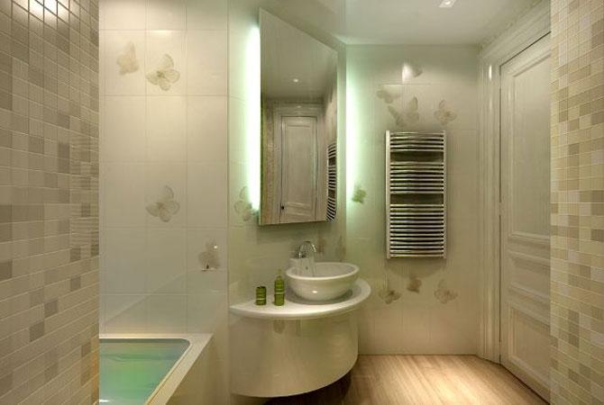 ремонт ванной комнаты не дорого