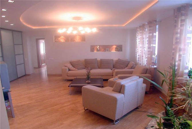 дизайн квартир римский стиль