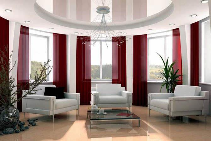 фотографии интерьера и дизайна домов