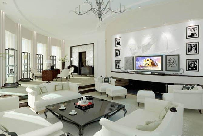 дизайн подвесных потолков квартиры галерея