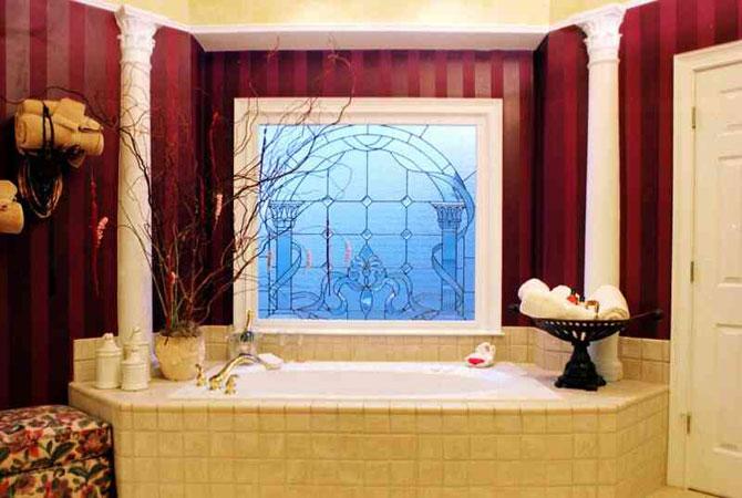 отделка бань и комнат отдыха