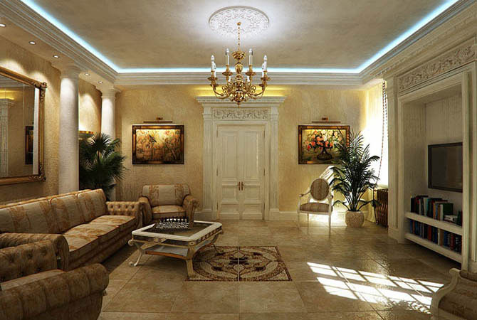 дизайн и интерьер спальних комнат
