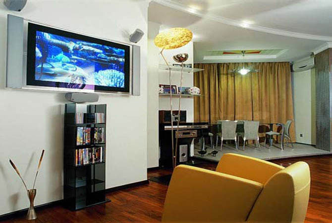 интерьер 2х комнотной квартиры