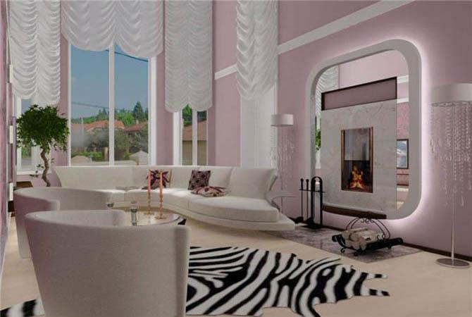 внутренняя отделка домов блок хаусом