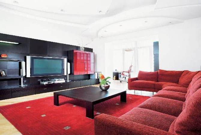 интерьер 18 м комнаты
