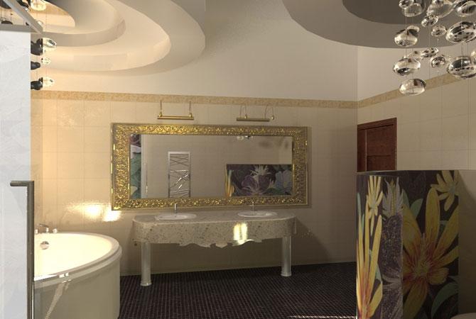 п3м 723 интерьеры 4 комнатная