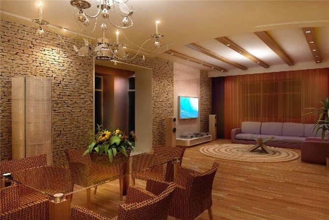 дизайн проект комнат в доме