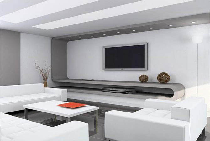 интерьер кухня-студия в квартире