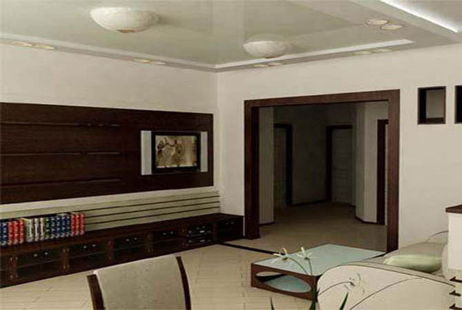 дизайн проект трехкомнатной квартиры и155
