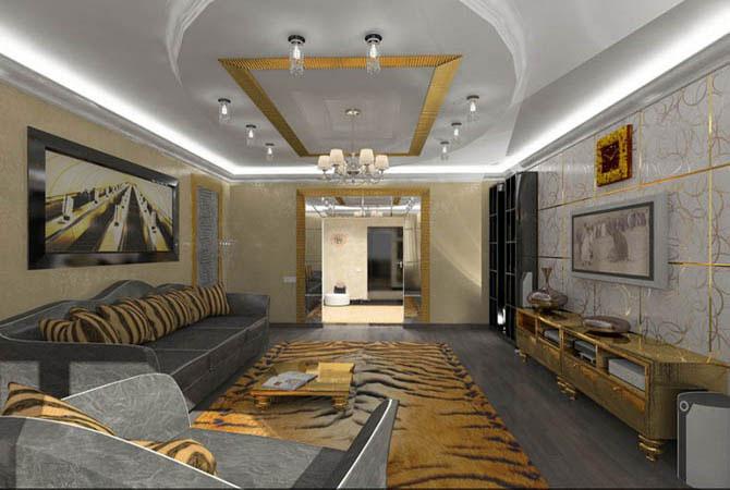 Дизайн пробковых стен