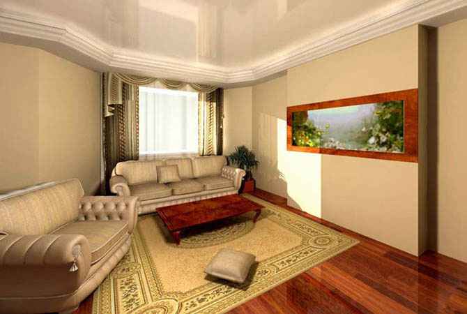 суппер дизайн жилой комнаты