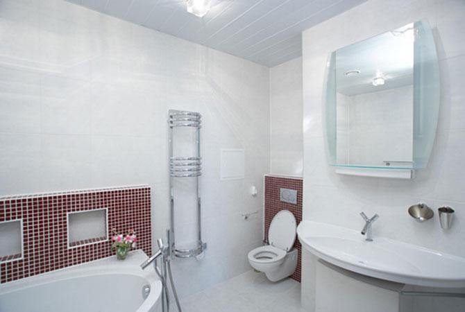 фтогалерея ремонта ванной комнаты